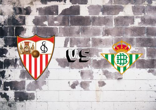 Sevilla vs Real Betis  Resumen