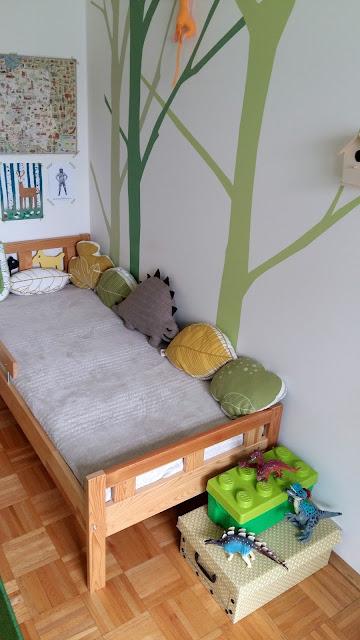 poduszka dinozaur
