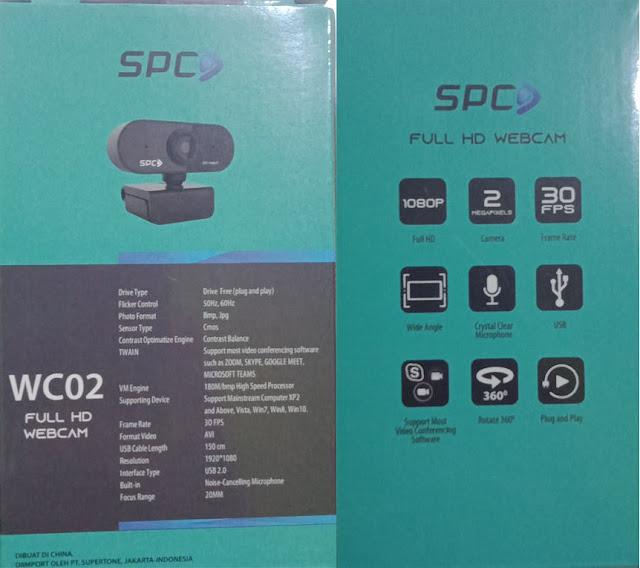 SPC Webcam