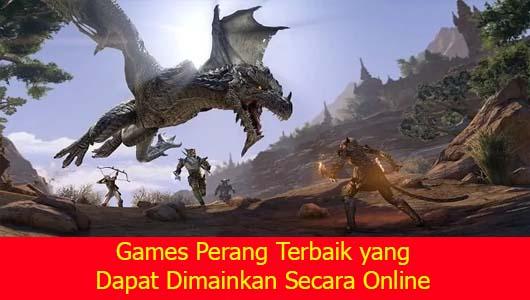Games Perang Terbaik yang Dapat Dimainkan Secara Online