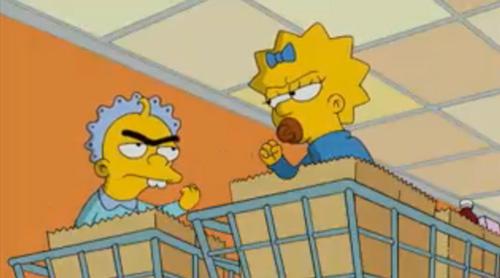 Simpson velocità datazione
