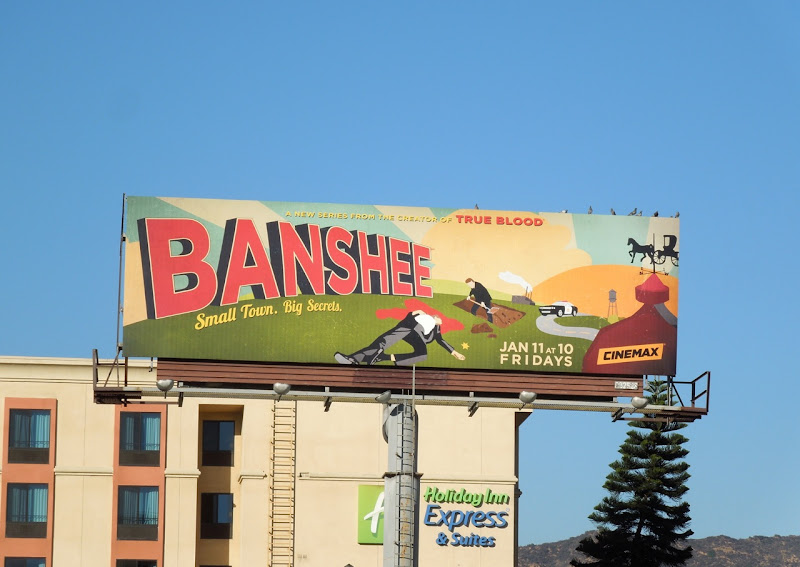 Banshee billboard