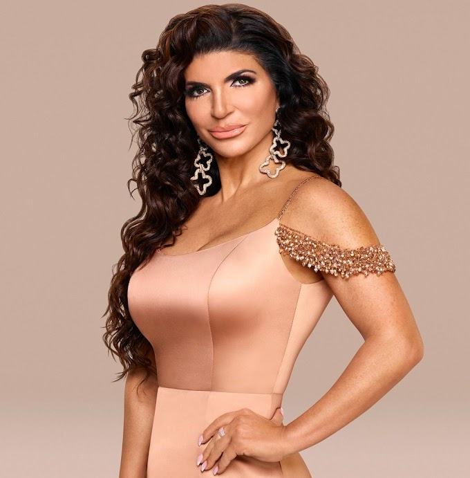 "Teresa Giudice Reveals Who She Bonded And Clashed With On 'Real Housewives All-Stars' Series And Says Bravo Viewers Will ""See Me In A Different Light"" During 'RHONJ' Season 11 Reunion!"