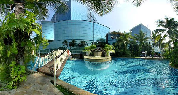 Gran Melia Hotel Bintang 5 Mewah dan Modern di Ibukota Jakarta
