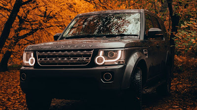 HD Land Rover Discovery wallpaper