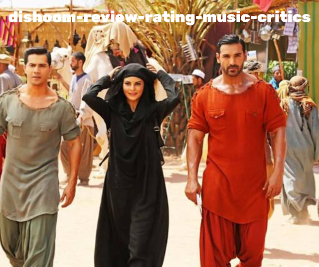 dishoom-review-rating-music-critics