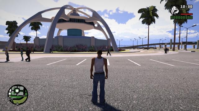 GTA San Andreas DX V 1.1 ENB Mod 2021