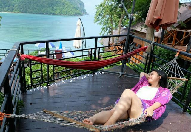 pengalaman menginap di the cobble beach hotel phi phi island