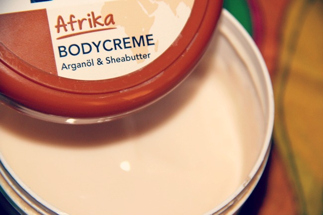 Balea body creams and butters