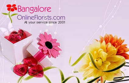 Send Flowers to Bangalore, Online Gift Delivery in Bangalore