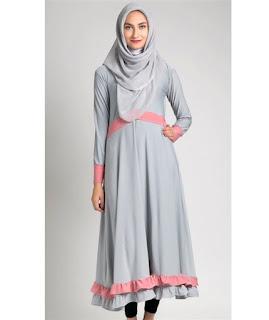 Baju hamil muslim minimalis untuk kerja maupun sehari-hari