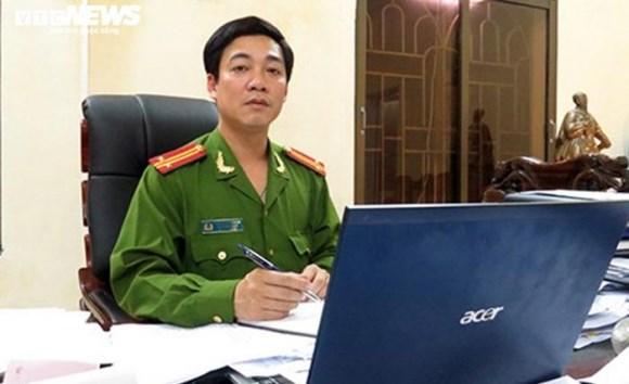 Trung tá bị tố 'bảo kê Đường nhuệ' nhận công tác mới tại Công an tỉnh Thái Bình