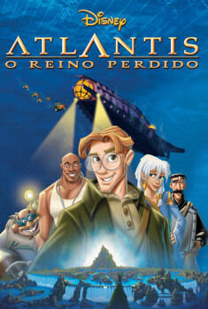 Atlantis: O Reino Perdido Torrent – WEB-DL 720p Dual Áudio