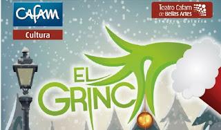 EL GRINCH (Teatro Musical de navidad en Familia)
