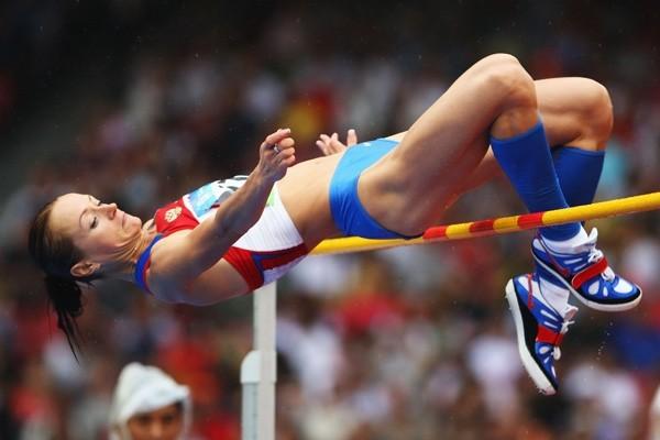 Macam-Macam Gaya Dalam Olahraga Lompat Tinggi - Edukasi Center