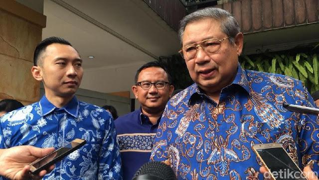 SBY Harus Istirahat Total, Tak Boleh Terima Tamu Besuk