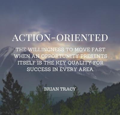 Training Oriented Quotes
