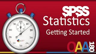 IBM SPSS Statistics: Getting Started