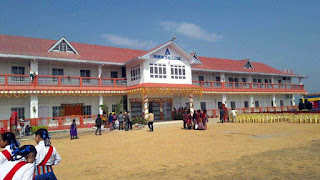 Mirik College new building