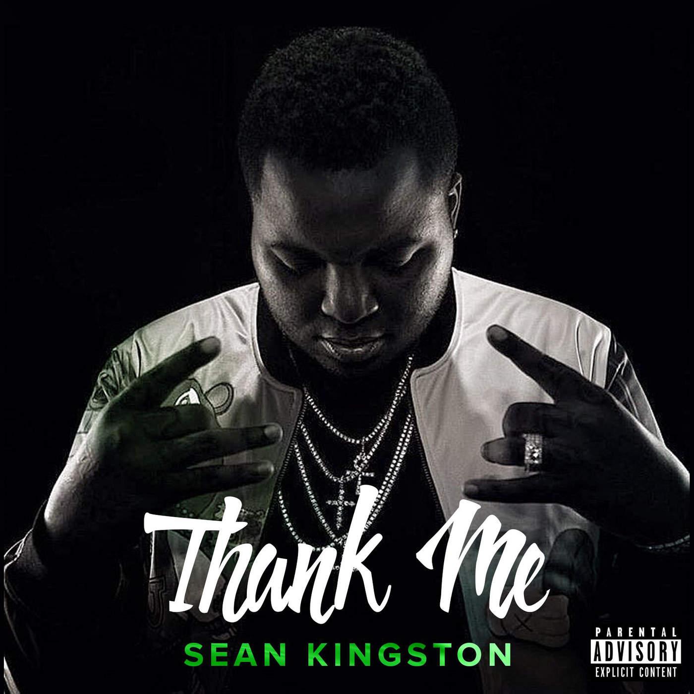 Sean Kingston - Thank Me - Single Cover
