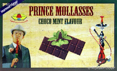 tabák Prince Mollasses