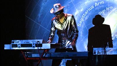Фото: концерт «Сигнал из Космоса» 4 октября 2017, Андрей Климковский | фото Юрия Узорина