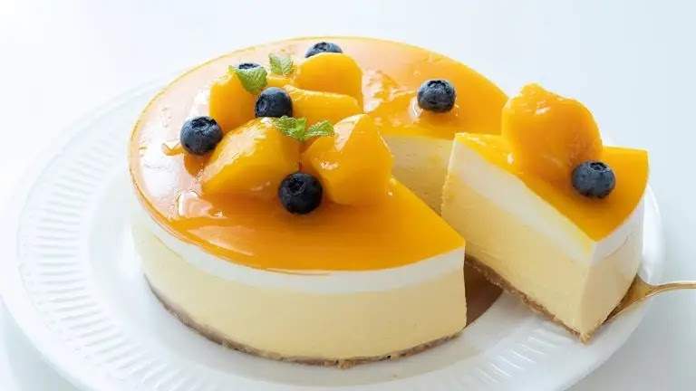 The easiest and fastest mango cheesecake recipe you will never forget