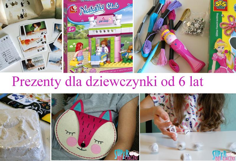 9b967bf1 Super dzieciaczki: Prezenty dla dziewczynki od 6 lat.