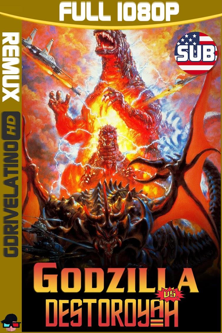 Godzilla vs Destoroyah (1995) BDRemux 1080p Subtitulado MKV