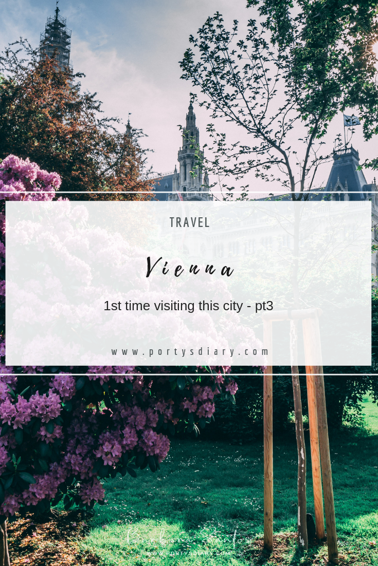 Travel - Visiting Vienna for the first time - part 2. A summary of a weekend city break. All photos with Sony a6000 and Sigma 16mm f1.4, by Barbara Santos for WWW.PORTYSDIARY.COM