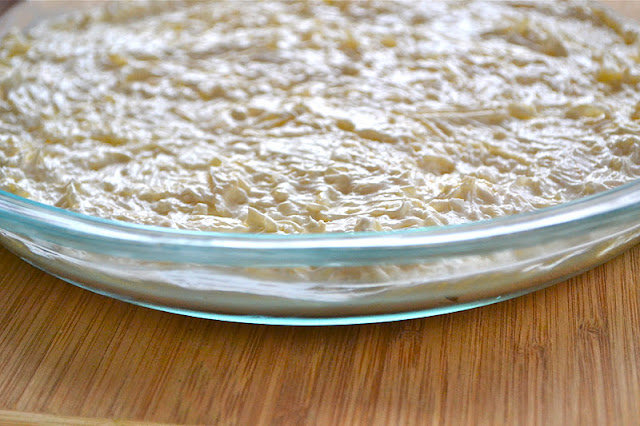 Pizza Dip | www.motherthyme.com