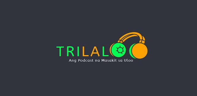 Trilaloo the Podcast Logo