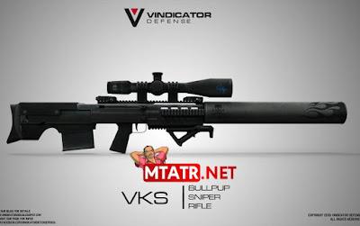 MTA SA VKS Sniper
