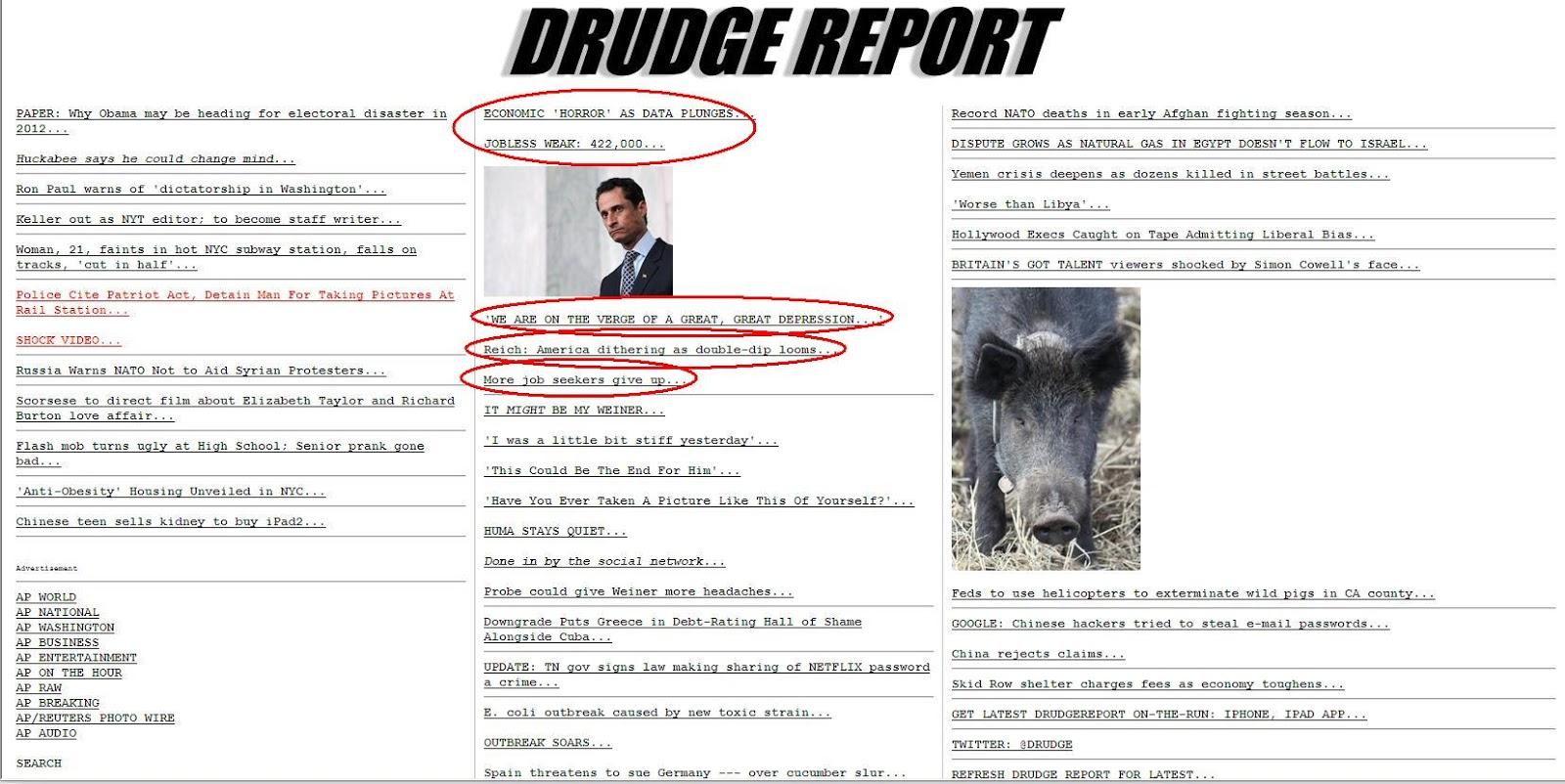 Forex headlines