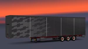 Volvo FH13 trailer