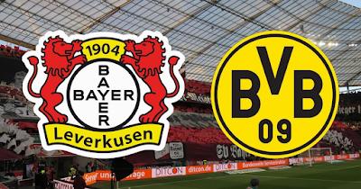 مشاهدة مباراة بروسيا دورتموند وباير ليفركوزن بث مباشر اليوم في الدوري الألماني