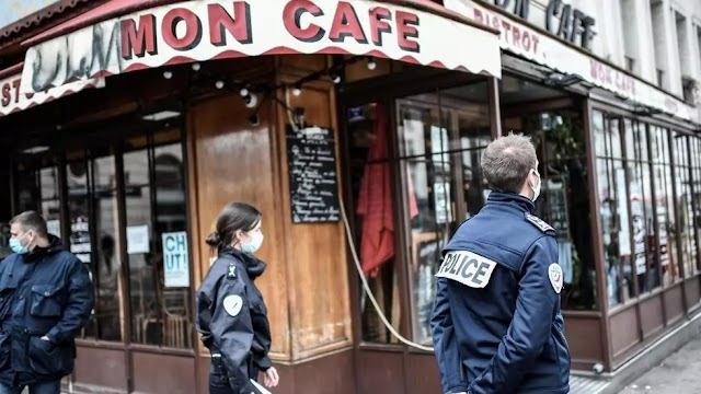 To avoid lockdown, France cracks down on Covid pandemic rule breakers