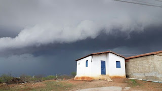 Paraíba tem dois alertas de 'Perigo Potencial' por conta das chuvas