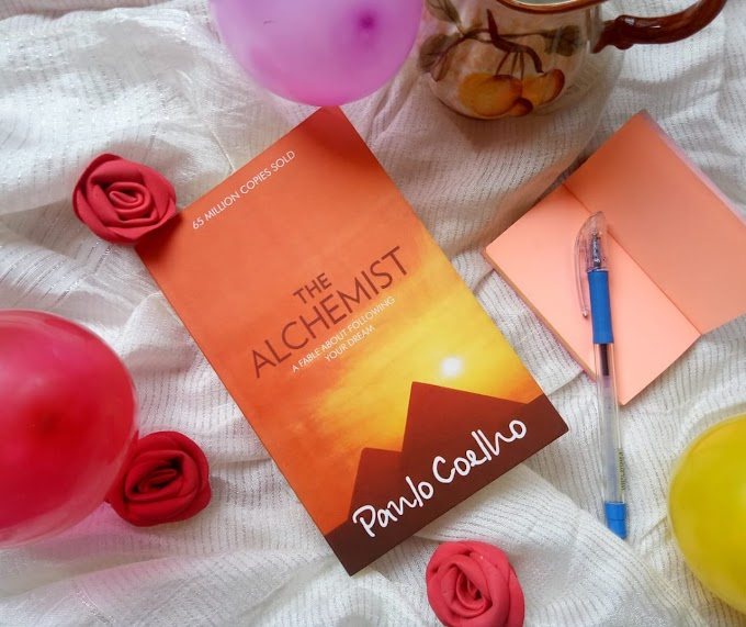 REVIEW ALERT | ALCHEMIST by PAULO CEOLHO
