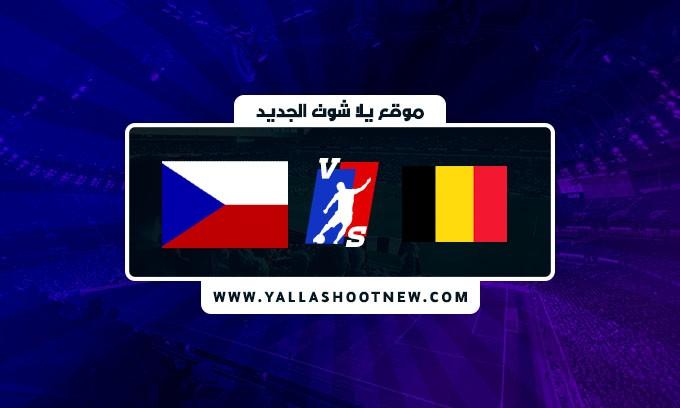 نتيجة مباراة بلجيكا والتشيك اليوم في تصفيات كأس العالم
