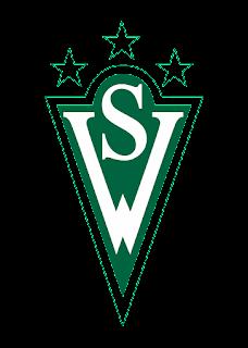 Santiago wanderers Logo Vector
