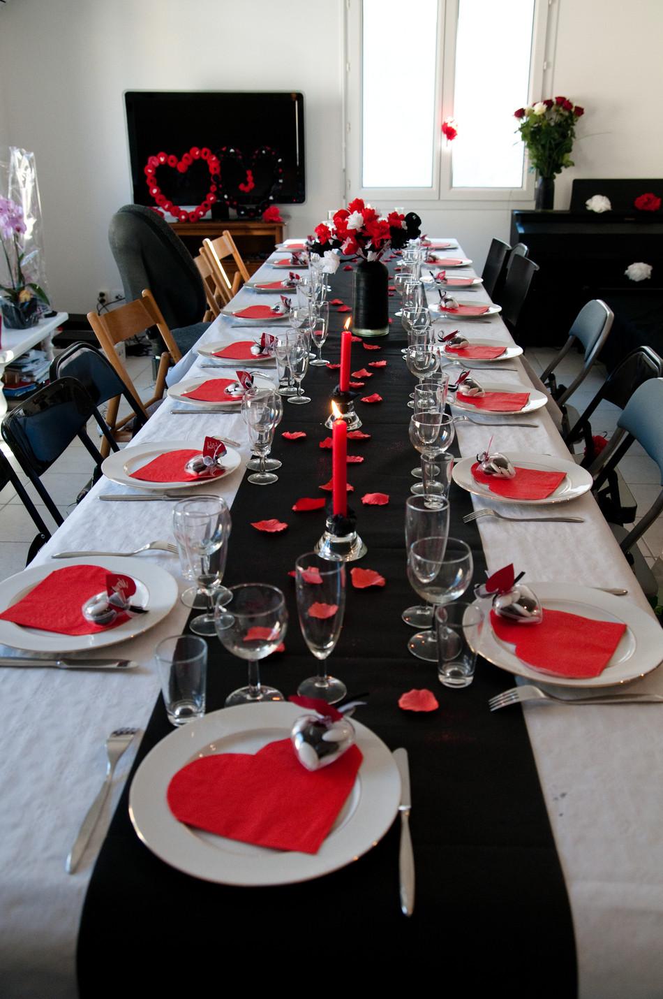 Decoration De Table Pour Pendaison De Cremaillere