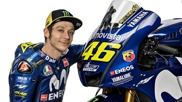 Rossi Yakin Naik Podium Di Balapan MotoGP Austin