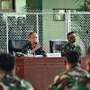 Pangdam Hasanuddin, Penugasan Itu Sangat Mulia dan Berbuatlah Dengan Ikhlas