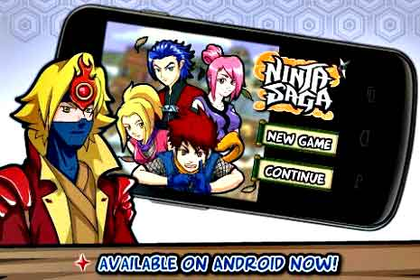Ninja Saga Mod Apk v1.3.97 [Unlimited All] 2