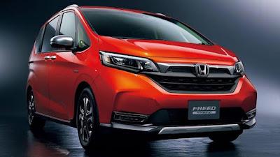Honda Freed 2020