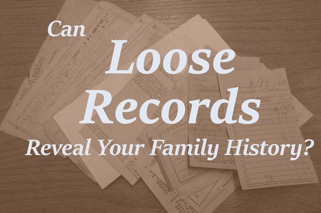 Loose Records in Archive