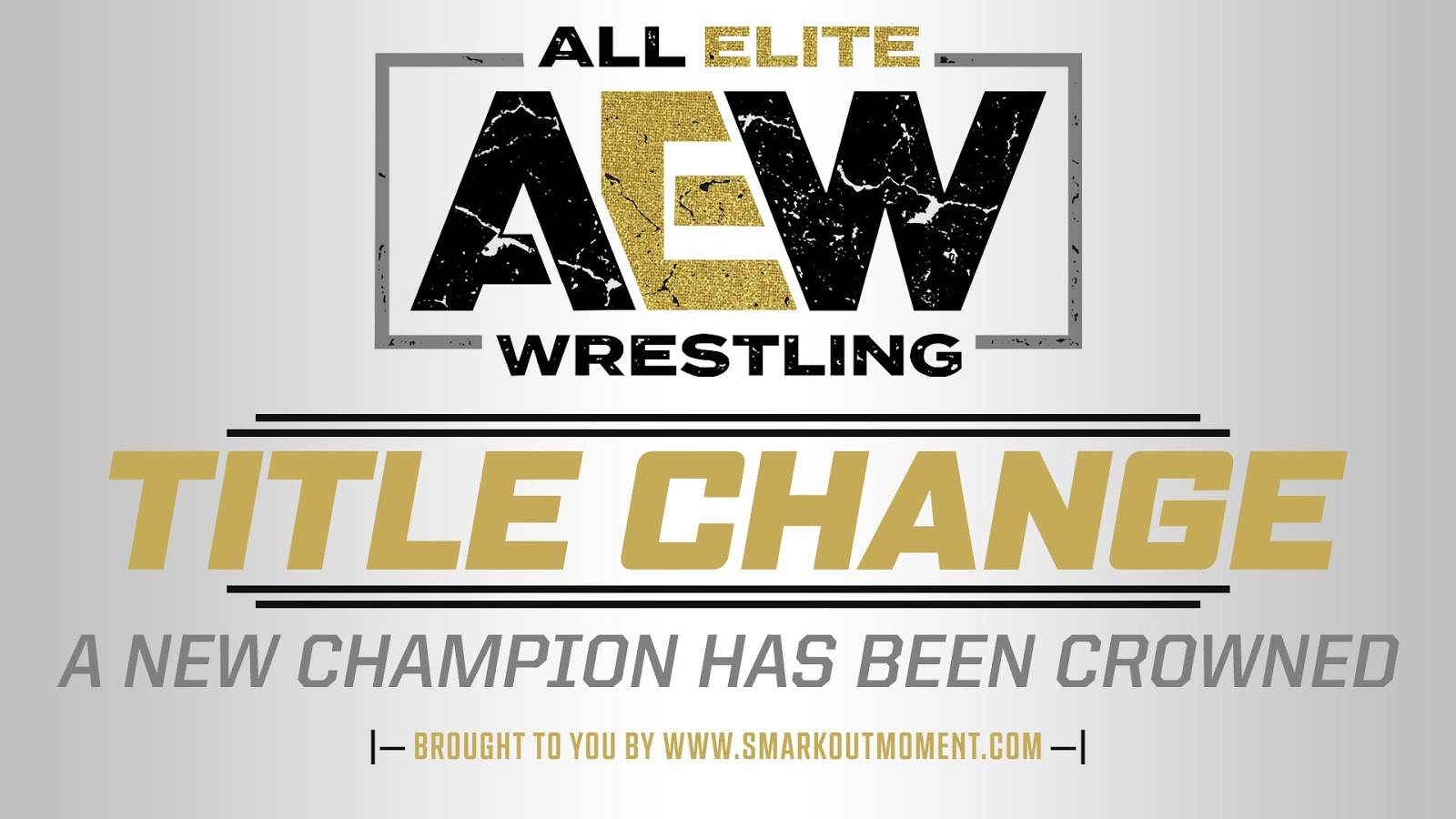 AEW title changes for championships news reports