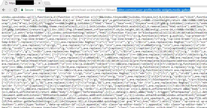 ataque DDoS en WordPress