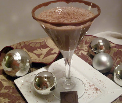 The Ultimate Chocolate Martini
